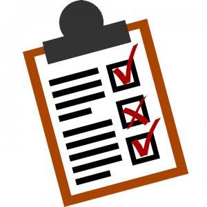 compliance checklist graphic