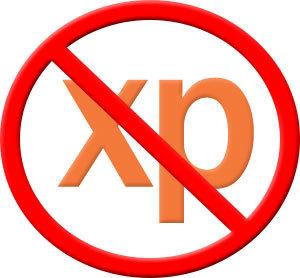 No More XP