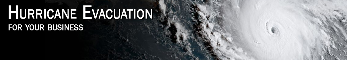 Hurricane Evacuation checklist for your business