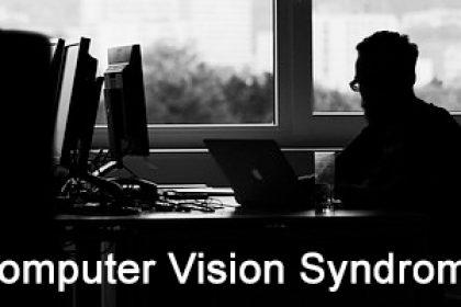 CSV- Computer Vision Syndrome